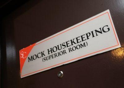 Mock Housekeeping