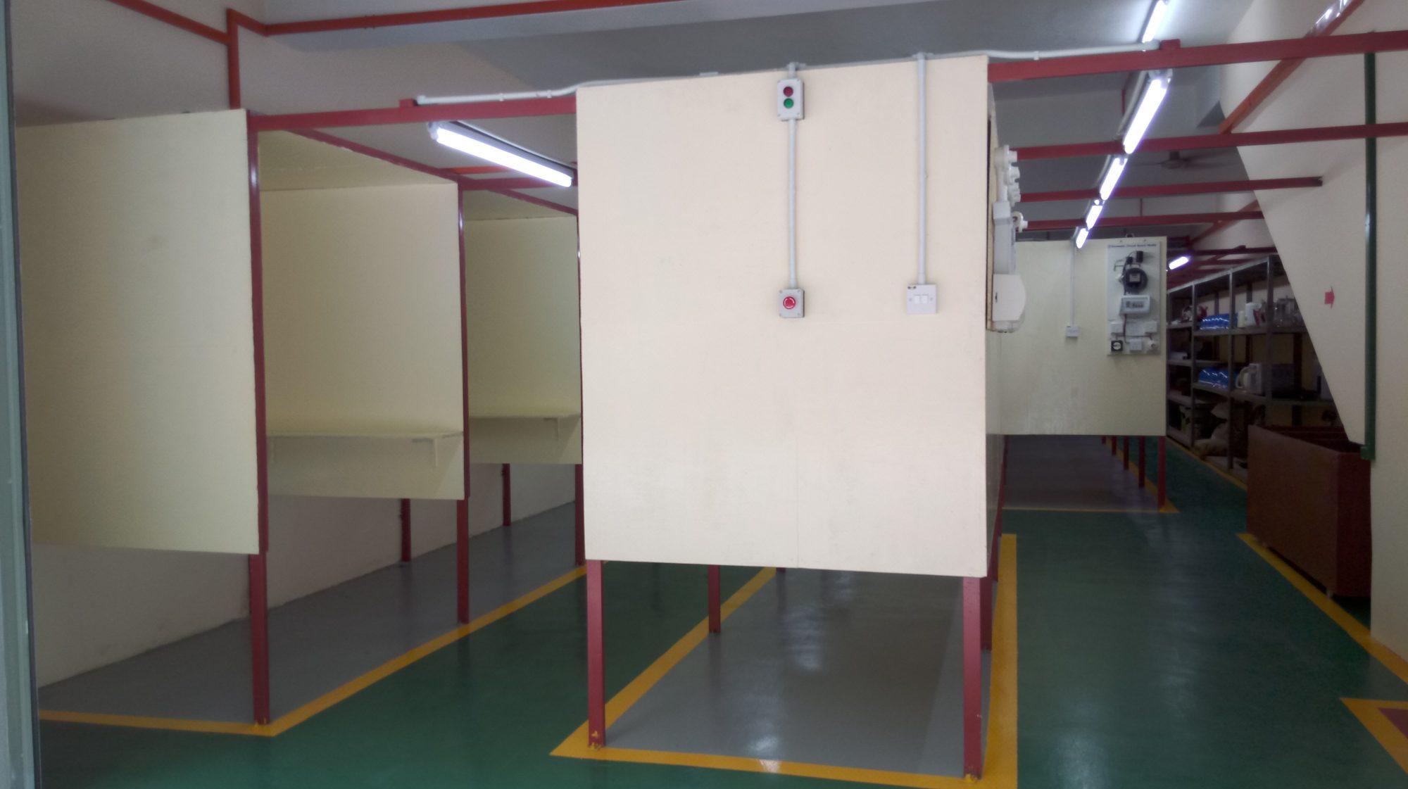 bengkel pendawaian . Wiring Workshop (1)